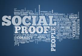 social proof marketing