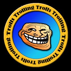 trolling trolls