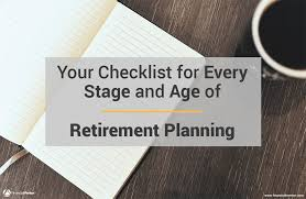 financial planner checklist